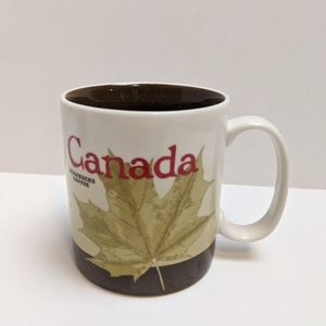Starbucks Canada Collector Series